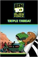 Ben 10 Alien Force by zuuka: NOOK Kids Read to Me Cover