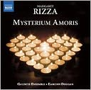 Margaret Rizza: Mysterium Amoris by Gaudete Ensemble: CD Cover
