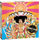 Rediscover Jigsaw Puzzles: Jimi Hendrix Album: Axis Bold as Love by Imagination: Product Image