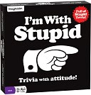 I'm With Stupid Board Game by Imagination: Product Image