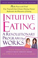 Intuitive Eating by Evelyn Tribole: NOOK Book Cover