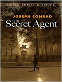 The Secret Agent by Joseph Conrad: NOOK Book Cover