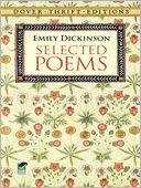 Selected Poems by Emily Dickinson: NOOK Book Cover