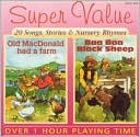 20 Songs, Stories & Nursery Rhymes: CD Cover