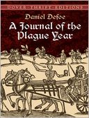 A Journal of the Plague Year by Daniel Defoe: NOOK Book Cover