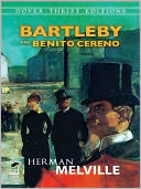 Bartleby and Benito Cereno by Herman Melville: NOOK Book Cover