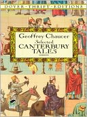 Selected Canterbury Tales by Geoffrey Chaucer: NOOK Book Cover