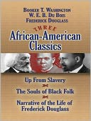 Three African-American Classics by W. E. B. Du Bois: NOOK Book Cover