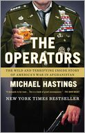 The Operators by Michael Hastings: Book Cover