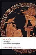 Poetics by Aristotle: Book Cover