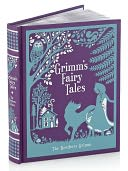 Grimm's Fairy Tales (Barnes & Noble Leatherbound Classics) by Brothers Grimm: Book Cover