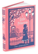 A Little Princess (Barnes &amp; Noble Leatherbound Classics) by Frances Hodgson Burnett: Book Cover