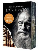 The Worlds of Lois Lowry 3-Copy Boxed Set (The Giver, Messenger, Gathering Blue) by Random House Children's Books: Book Cover