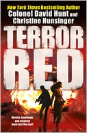 Terror Red by Colonel David Hunt: Book Cover