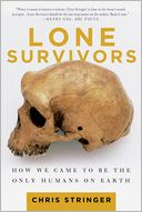 Lone Survivors by Chris Stringer: Book Cover