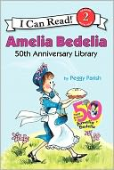 Amelia Bedelia 50th Anniversary Library by Peggy Parish: Book Cover