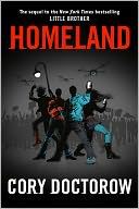 Homeland by Cory Doctorow: Book Cover