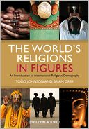 The World's Religions in Figures by Todd M. Johnson: Book Cover