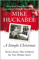 A Simple Christmas by Mike Huckabee: Book Cover