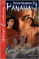 Panahasi [Demon Warriors 5] (Siren Publishing Menage Everlasting ManLove) by Lynn Hagen: Book Cover