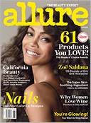 Allure by Cond Nast: NOOK Magazine Cover