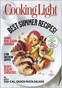 Cooking Light by Time, Inc.: NOOK Magazine Cover
