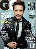 GQ by Cond Nast: NOOK Magazine Cover