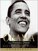 Obama by David Mendell: Audio Book Cover