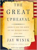 The Great Upheaval by Jay Winik: Audio Book Cover
