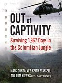 Out of Captivity by Marc Gonsalves: Audio Book Cover