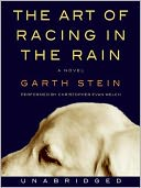 The Art of Racing in the Rain by Garth Stein: Audio Book Cover