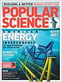 Popular Science by Bonnier: NOOK Magazine Cover