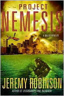 Project Nemesis (A Kaiju Thriller) by Jeremy Robinson: NOOK Book Cover