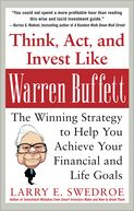 Think, Act, and Invest Like Warren Buffett by Author: NOOK Book Cover