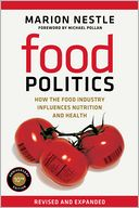 Food Politics by Marion Nestle: Book Cover