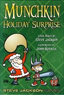 Munchkin Holiday Surprise Game by Jackson, Steve Games, Incorporated: Product Image