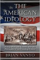 The American Ideology by Brian Vanyo: Book Cover