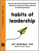 Habits of Leadership by Art Markman, PhD: NOOK Book Cover
