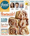 Food Network Magazine by Hearst: NOOK Magazine Cover