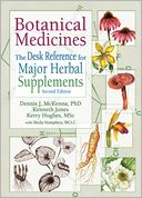 Botanical Medicines by Dennis J Mckenna: NOOK Book Cover