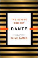 The Divine Comedy by Dante Alighieri: Book Cover