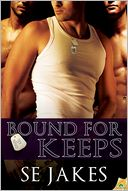 Bound for Keeps by SE Jakes: NOOK Book Cover