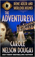 The Adventuress by Carole Nelson Douglas: NOOK Book Cover