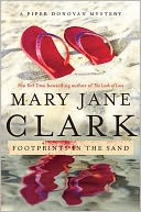 Footprints in the Sand by Mary Jane Clark: Book Cover