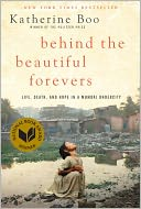 Behind the Beautiful Forevers by Katherine Boo: Book Cover