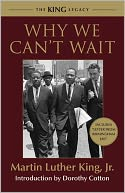 Why We Can't Wait by Martin Luther King Jr.: NOOK Book Cover