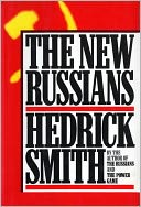 The New Russians by Hedrick Smith: NOOK Book Cover