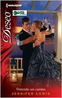 Viviendo un cuento (The Cinderella Act) (Harlequin Deseo Series #913) by Jennifer Lewis: Book Cover
