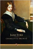 Jane Eyre (Barnes &amp; Noble Signature Editions) by Charlotte Bronte: NOOK Book Cover