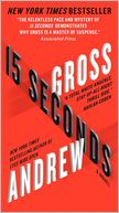 15 Seconds by Andrew Gross: Book Cover